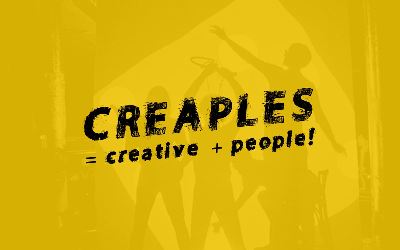 """""""CREAPLES"""""""